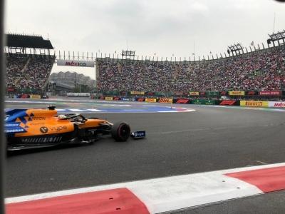 Viernes en México -McLaren: Sigue el buen camino