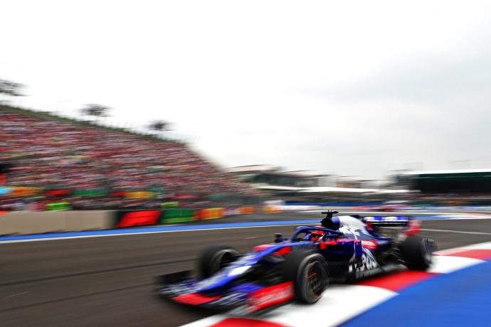 Viernes en México – Toro Rosso: Líderes en la zona media