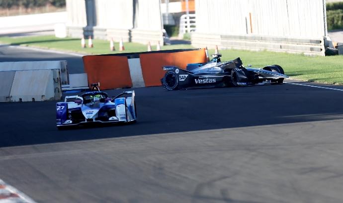 Valencia: plan B para la Fórmula E