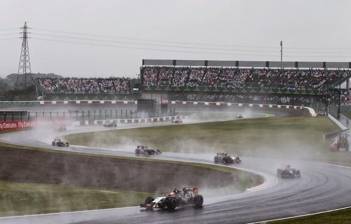 Bajo amenaza el GP de Japón por el tifón Hagibis