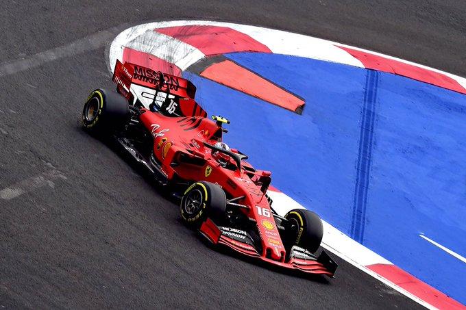 Crónica FP3 - GP México: Ferrari sigue en su idílico dominio a una vuelta