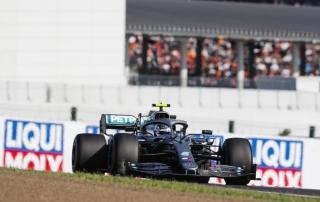 Crónica GP de Japón – Bottas reclama la victoria en Japón y Mercedes se consagra campeón por sexta vez consecutiva