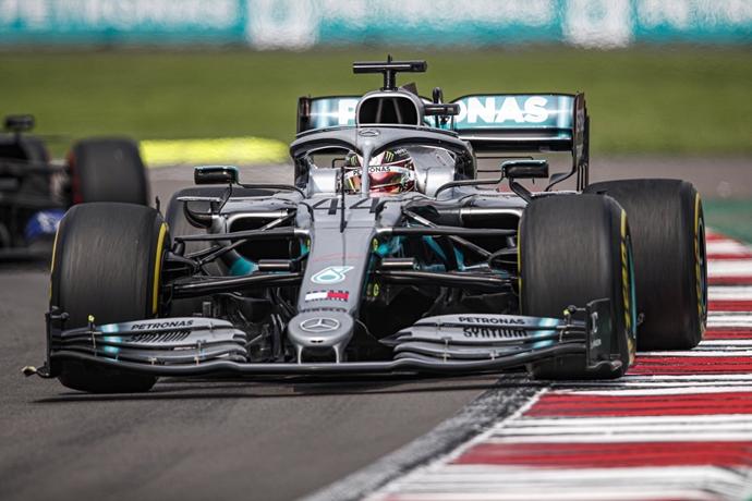 Crónica GP México: Hamilton remonta en la estrategia