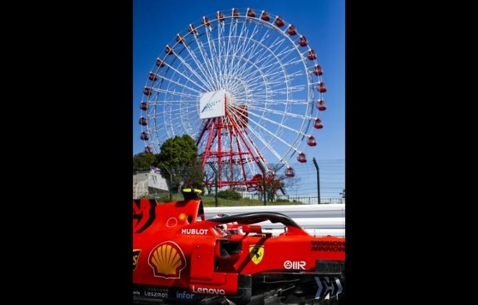 En la F1, Japón se vistió de lógica