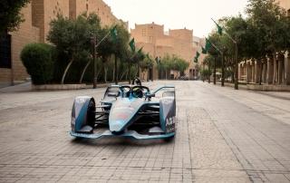 Alineaciones 2019/20 y Test en Valencia para la Fórmula E