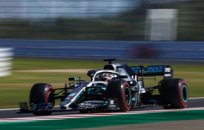 Hamilton ve imposible coronarse campeón en México