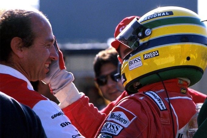 """Jo Ramírez: """"Ayrton Senna se estará revolviendo en su tumba con la F1 actual"""""""