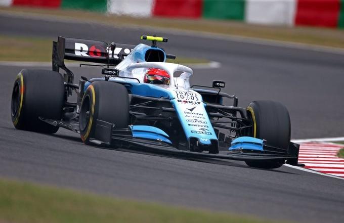 Kubica critica a Williams por retirarle el nuevo alerón antes del GP de Japón