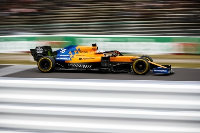 McLaren seguirá introduciendo mejoras en su MCL34 hasta final de temporada