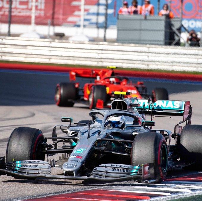 Mercedes explica su falta de rendimiento en las últimas carreras