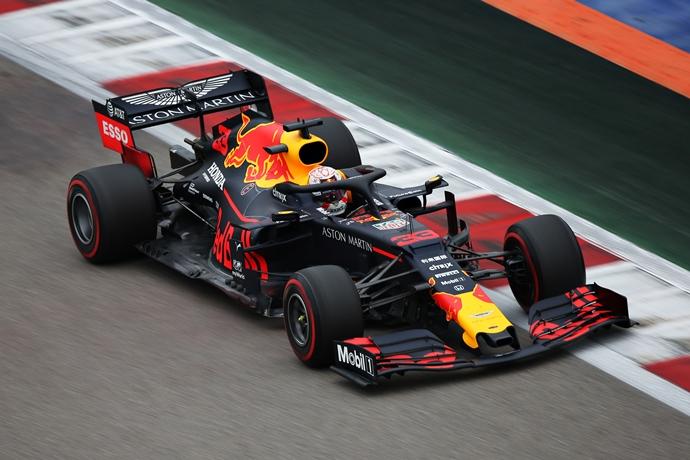 Red Bull y Honda usan en Japón un combustible más potente