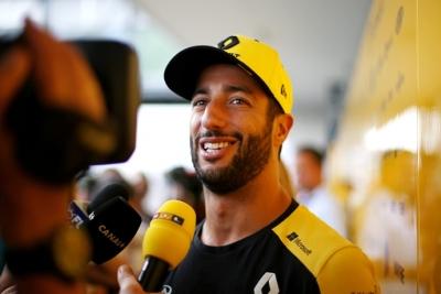"""Ricciardo: """"Por el bien de todos, debemos tratar de mantener la positividad"""""""