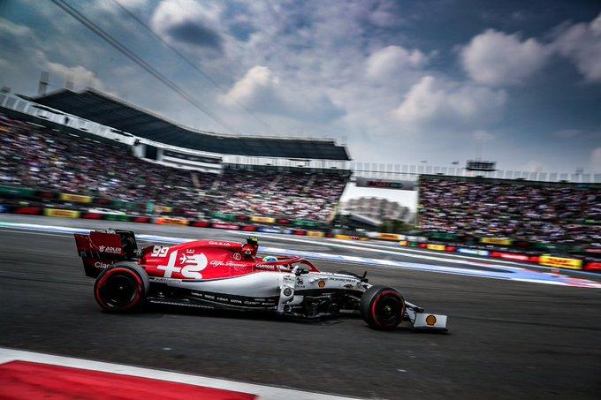 Sábado en México - Alfa Romeo se encomienda a la estrategia para lograr la remontada