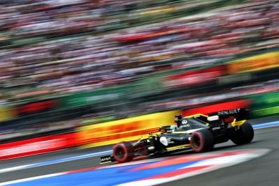 Sábado en México - Renault: ambos coches no pasan de Q2