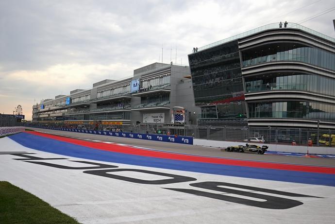 Sochi seguirá siendo sede del GP de Rusia hasta 2025