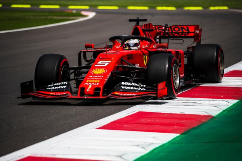 Domingo en México – Ferrari falla en la estrategia con Vettel