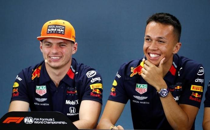 """Verstappen, sobre su futuro compañero: """"No me importa quién se siente a mi lado"""""""