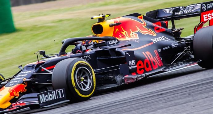 Viernes en Japón – Red Bull: Competitivos y dispuestos a darle un buen resultado a Honda en su casa