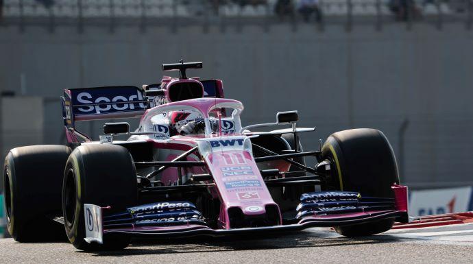 Sábado en Abu Dabi – Racing Point partirá a media parrilla en la última del mundial en Yas Marina