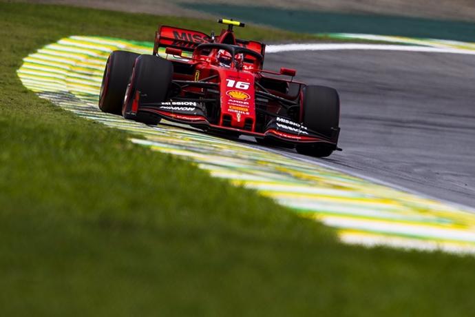 Sábado en Brasil - Ferrari: Cautelosamente optimistas
