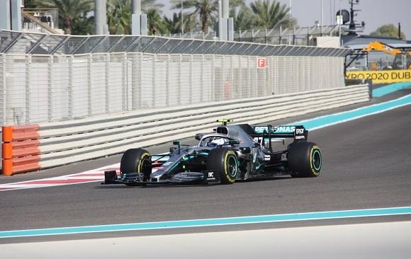 Libres 1 y 2 en Abu Dhabi: Bottas se reivindica liderando ambas sesiones