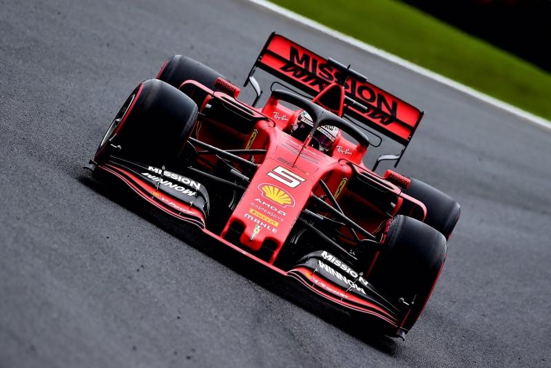 Libres 1 y 2 en Brasil - Ferrari marca el ritmo y 13 autos van de la mano