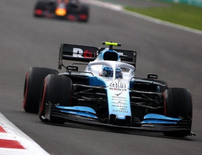 Nicholas Latifi confirmado como piloto titular de Williams para 2020