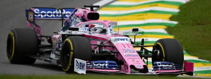 Sábado en Brasil – Racing Point deslucido al no pasar de Q2 en Interlagos