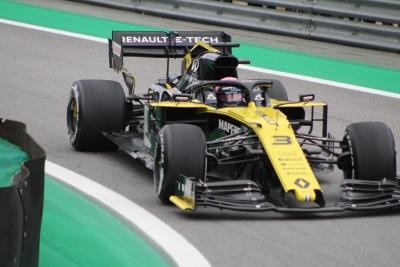 Sábado en Brasil - Renault: fuera del top ten en una ajustada zona media