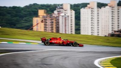 Viernes en Brasil - Ferrari: ¿Regresó la potencia italiana?