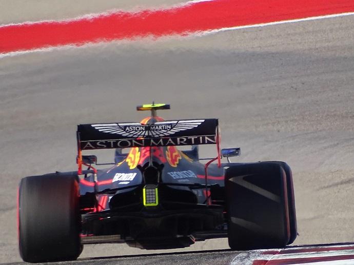 Viernes en Estados Unidos – Red Bull: Comienzo positivo para los austriacos en una pista complicada