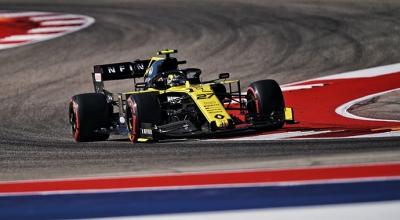 Viernes en Estados Unidos - Renault con mejor ritmo en tandas largas en un día frío