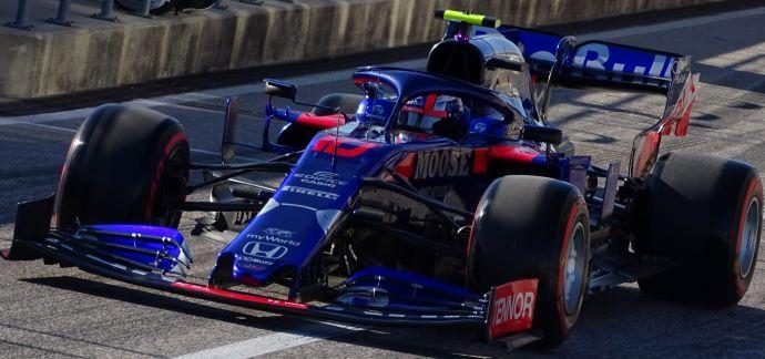 Domingo en Estados Unidos - Toro Rosso: Un prometedor día que ha acabado con una gran decepción