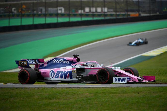 Viernes en Brasil - Racing Point inicia la samba rosa de Interlagos discretamente