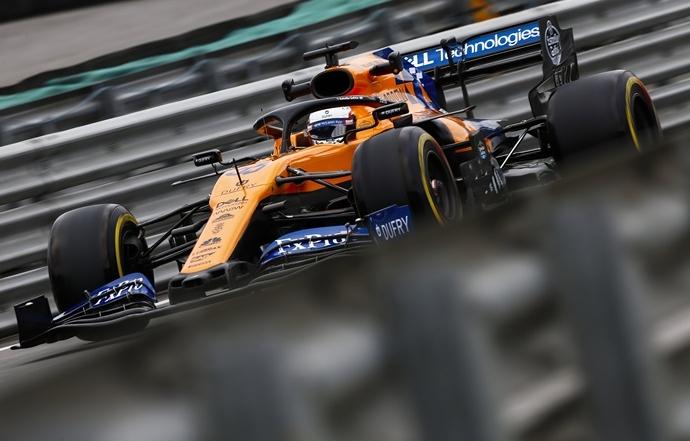 Carlos Sainz y su liderazgo en McLaren