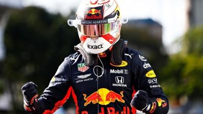 Clasificación - GP Brasil: Pole para Verstappen, que sigue en su idilio con Brasil