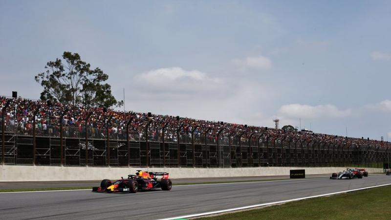 Dudas sobre cuál será la sede del GP de Brasil a partir de 2021