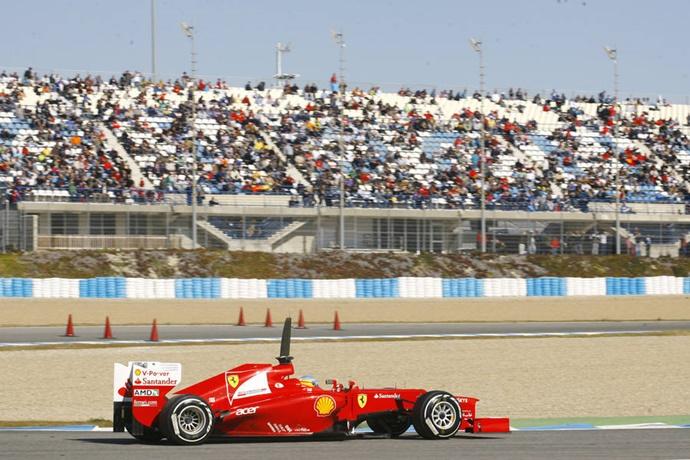 El circuito de Jerez se postula para albergar la F1