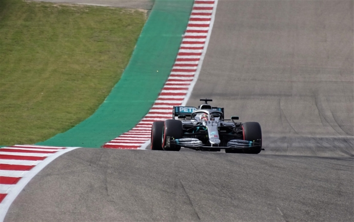 Viernes en Estados Unidos - Mercedes: Por los datos y no por los tiempos