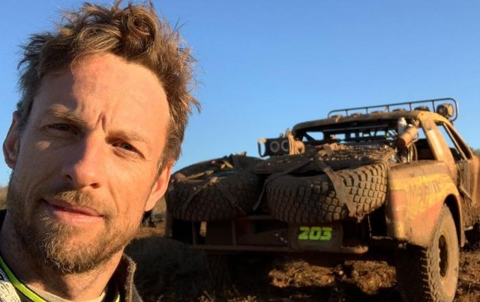 La peculiar aventura mexicana de Jenson Button en la Baja 1000