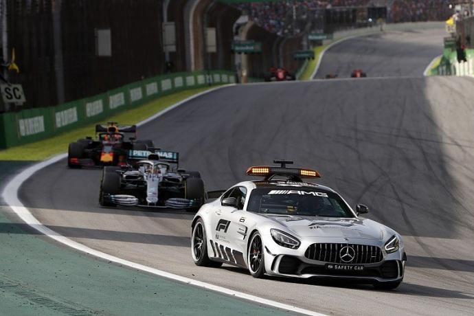 Michael Masi explica la salida del Safety Car durante el abandono de Bottas