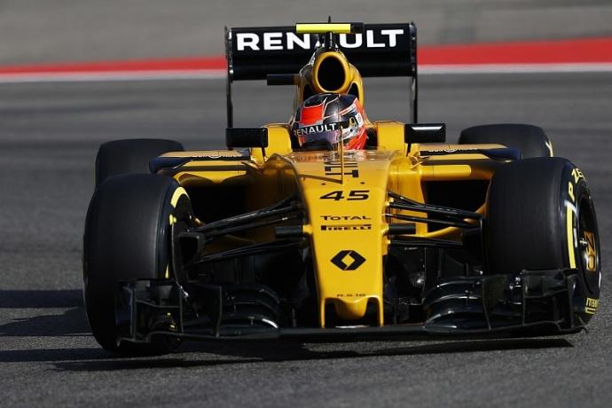 Ocon ya será piloto de Renault en los test post GP de Abu Dhabi