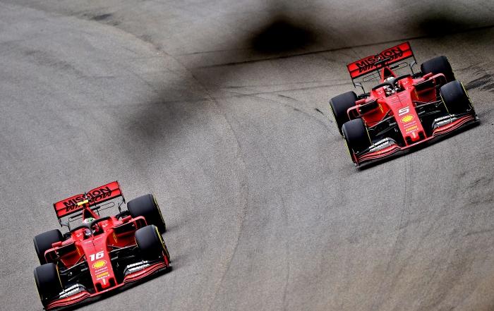 """Piero Ferrari: """"Sólo puedes ganar el campeonato si tus pilotos no cometen errores"""""""