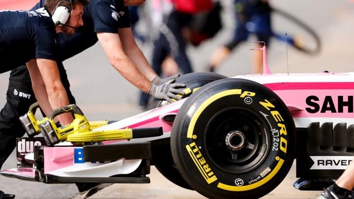 Pirelli, abierta a utilizar los actuales neumáticos en 2020 si fuese necesario