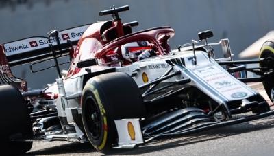 Sábado en Abu Dabi – Alfa Romeo: eliminados en la Q1