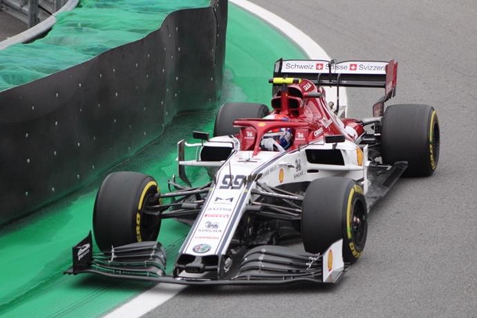 Sábado en Brasil – Alfa Romeo: motivados para lograr un buen resultado en carrera