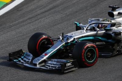 Sábado en Brasil - Mercedes: Discretos frente Ferrari y Red Bull