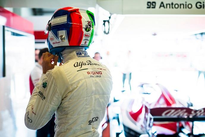 Sábado en Estados Unidos - Alfa Romeo, decepcionante, a 7 centésimas de la Q2