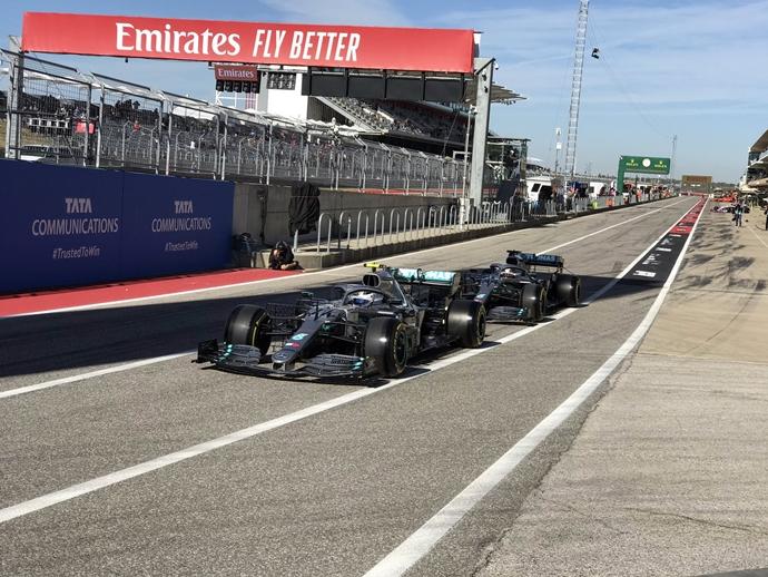Sábado en Estados Unidos - Mercedes: El orden de los factores no altera el producto