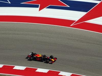 Sábado en Estados Unidos – Red Bull: Verstappen y Albon positivos para obtener un buen resultado en carrera